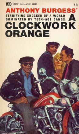 Обложка первого американского издания
