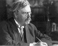 G.K. Chesterton Г.К. Честертон