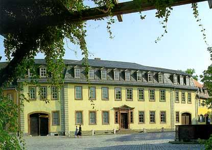 Дом Гете в Веймаре