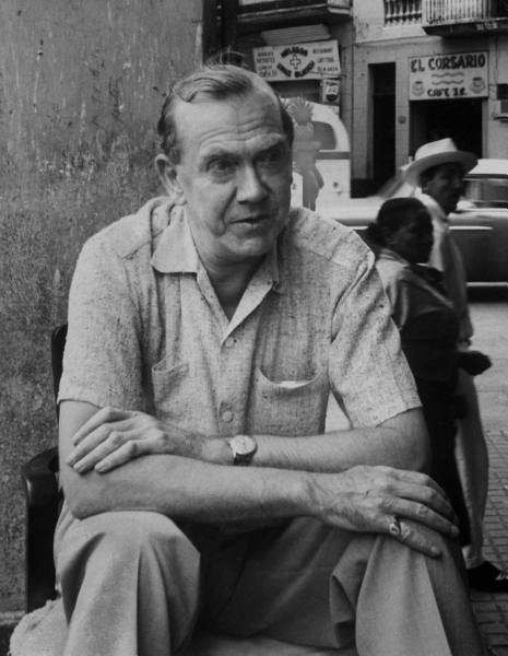 Грин в Гаване
