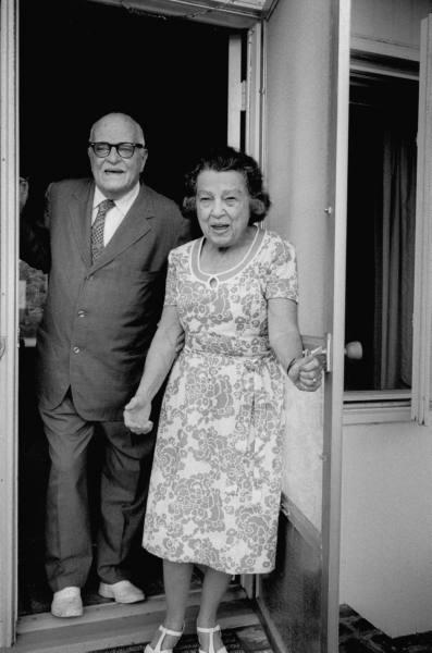 Торнтон и Изабель, 1975