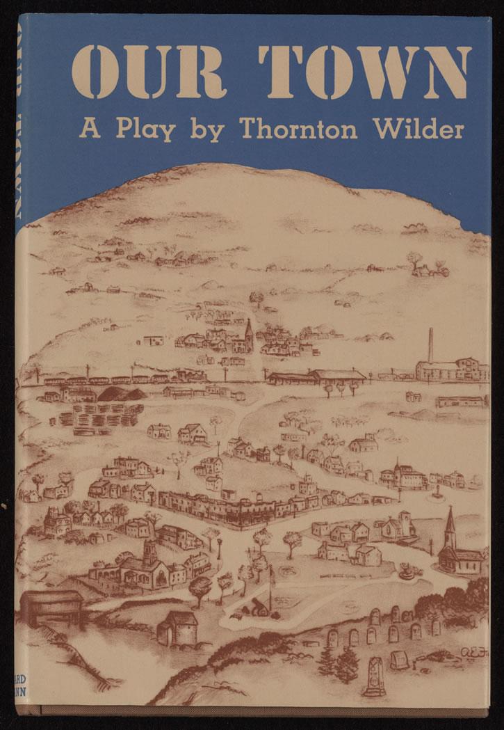 Обложка первого издания пьесы